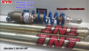 yz250f yz450f yamaha motocross suspensiones preparadas