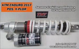 ktm suspension xplor amortiguador