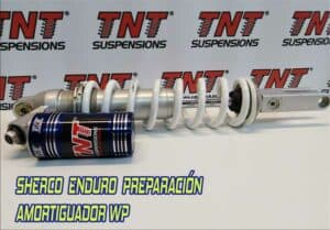 sherco suspension amortiguador wp
