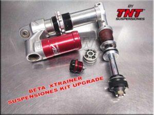 amortiguador beta xtrainer con pistón especial tnt