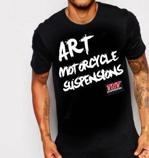 camiseta tnt suspensions merchandising