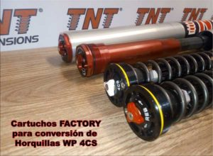 husaberg wp 4cs cartuchos