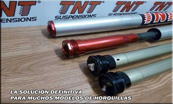 cartuchos-suspensiones amortiguadores para motos