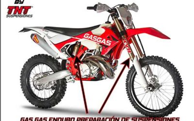 Gas Gas Enduro Suspensiones