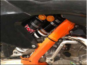amortiguador racing para ktm sx 85