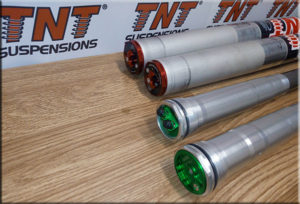 horquilla showa air cartuchos factory suspensiones tnt