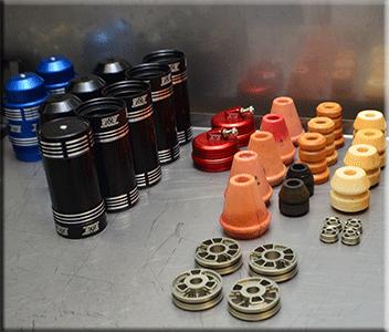 suspensiones motos amortiguadores horquilla enduro motocross carretera