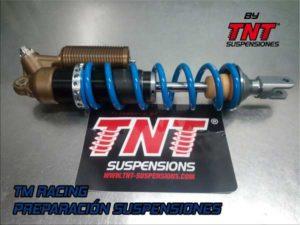 tm racing amortiguador suspension trasera