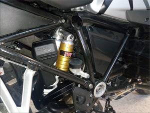 suspensión amortiguador trasero bmw r1200gs