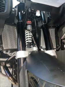 suspensiones para bmw r 1200 gs adventure