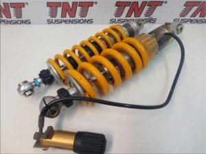 suspensiones ohlins bmw adventure gs