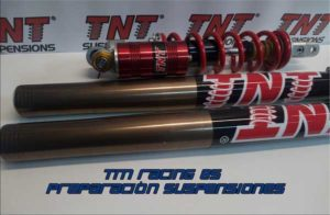 preparar suspensiones tm 85