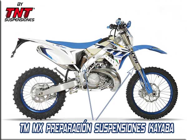 tm enduro preparar suspensiones tnt
