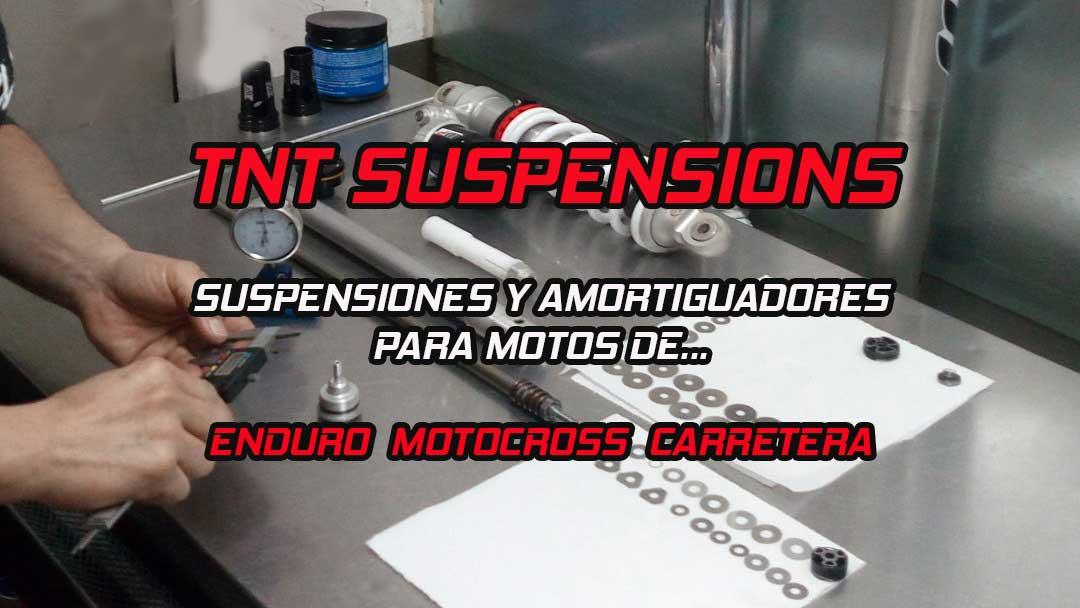 suspensiones motos amortiguadores