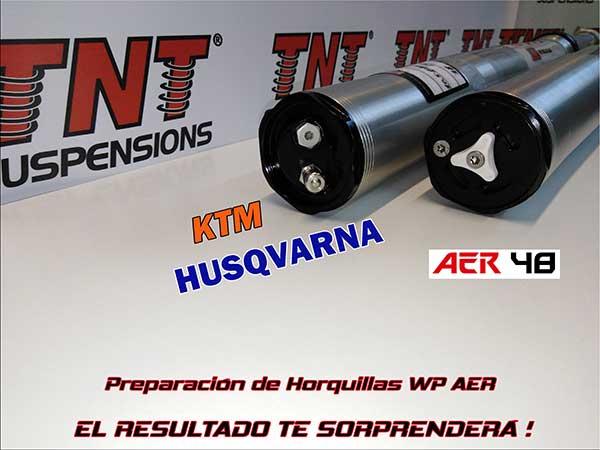 Horquilla Wp Aer 48 Preparar