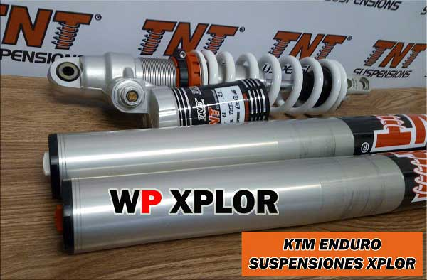 SUSPENSIONES WP XPLOR