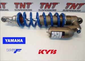 wr250f wr450f suspension amortiguador kayaba